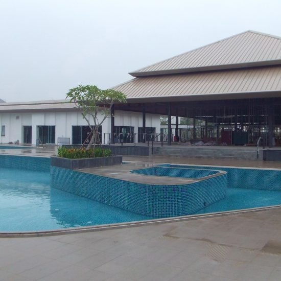 Park city Club House complex