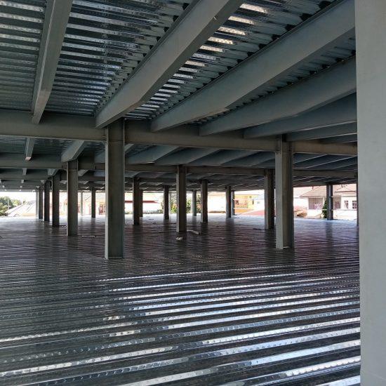 Car Park Project (5 floors)